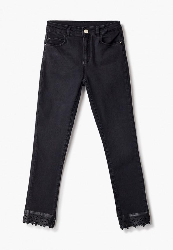 джинсы liu jo для девочки, серые