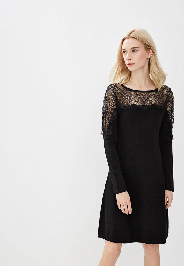 Платье Liu Jo Liu Jo LI687EWBSPI0 платье liu jo jeans liu jo jeans li003ewoqe55