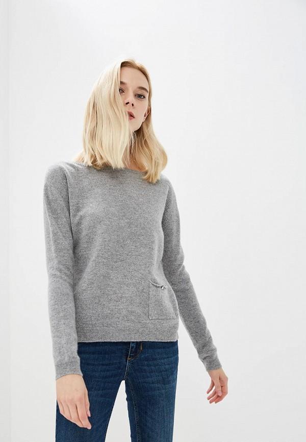 Купить Джемпер Liu Jo, li687ewbsqm3, серый, Осень-зима 2018/2019