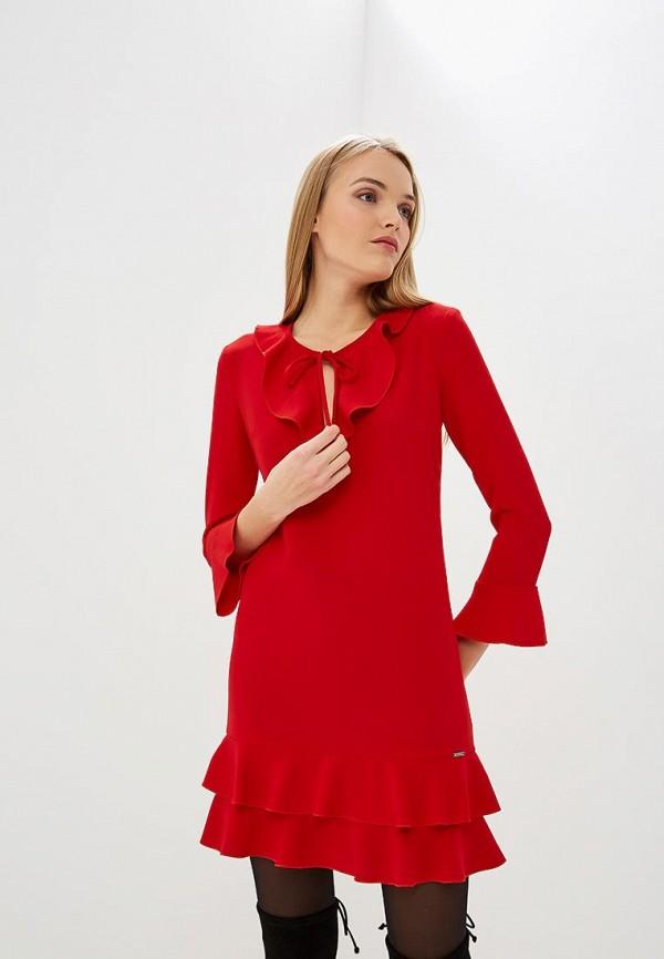 цена Платье Liu Jo Liu Jo LI687EWBSQS2 онлайн в 2017 году