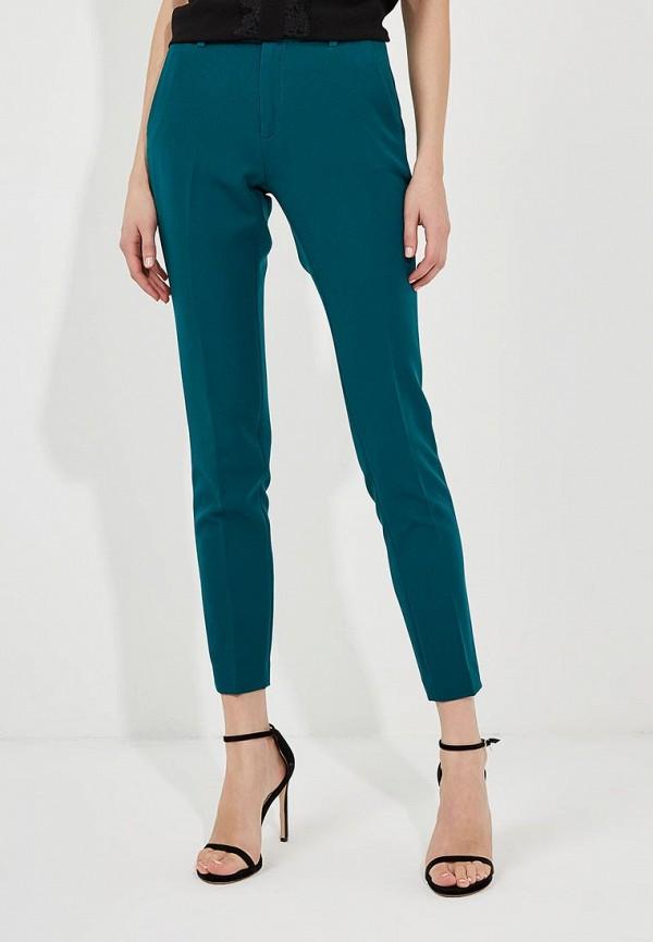 женские повседневные брюки liu jo, зеленые
