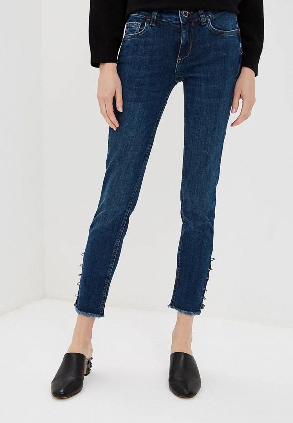 Джинсы Liu Jo Liu Jo LI687EWBSRK1 джинсы капри liu •jo jeans