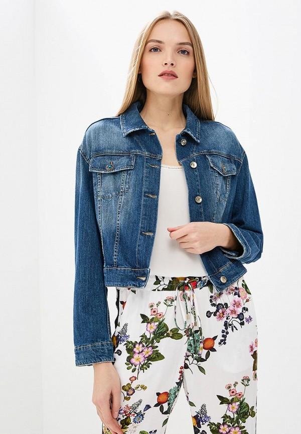 Куртка джинсовая Liu Jo Liu Jo LI687EWDMTQ0