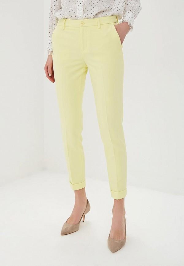 женские повседневные брюки liu jo, желтые