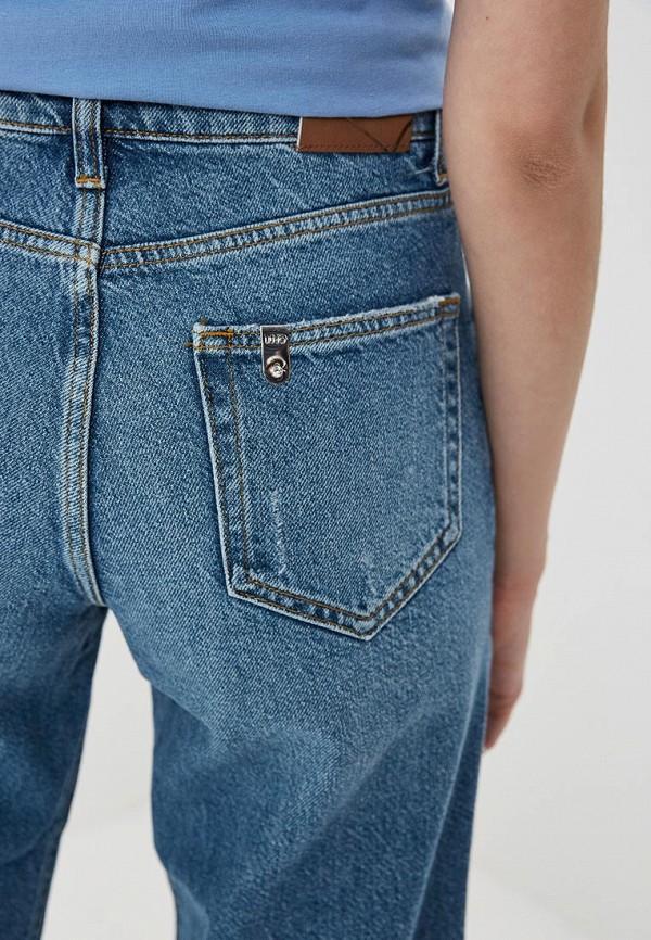 Фото 4 - женские джинсы Liu Jo голубого цвета