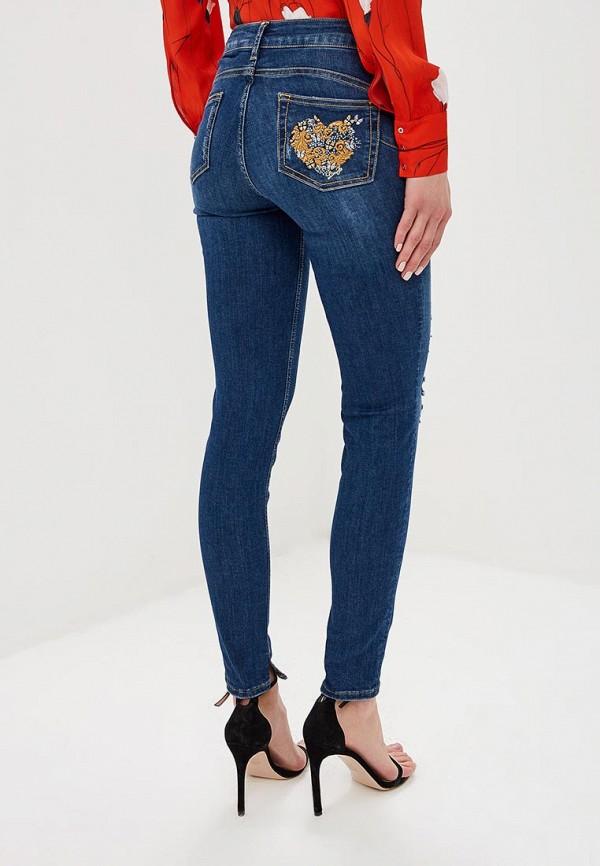 Фото 3 - женские джинсы Liu Jo синего цвета