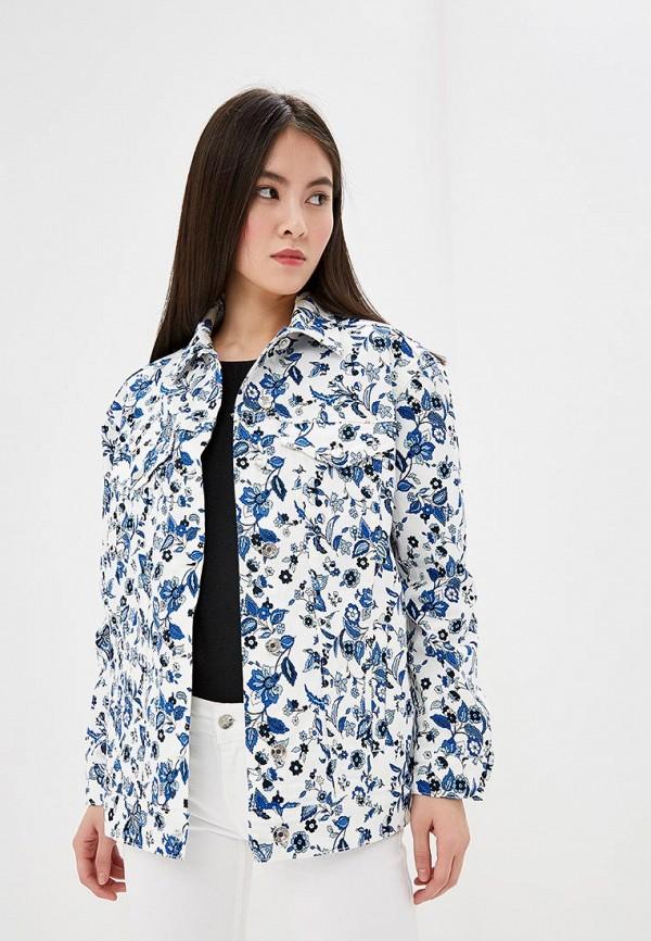 женская куртка liu jo, белая