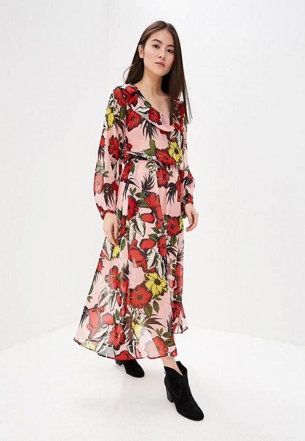 цена Платье Liu Jo Liu Jo LI687EWDMVZ6 онлайн в 2017 году