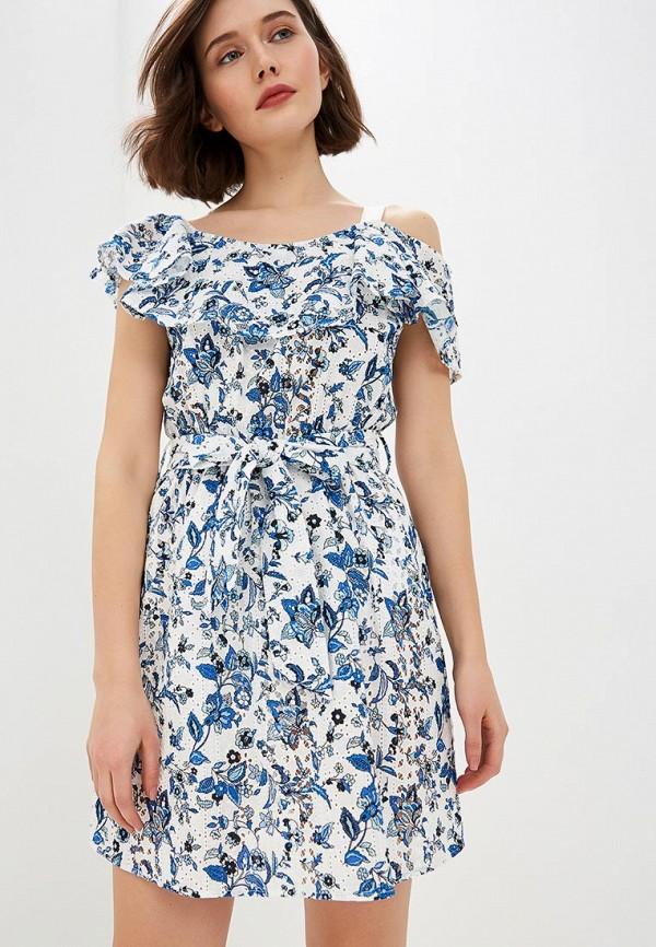 женское платье liu jo, белое