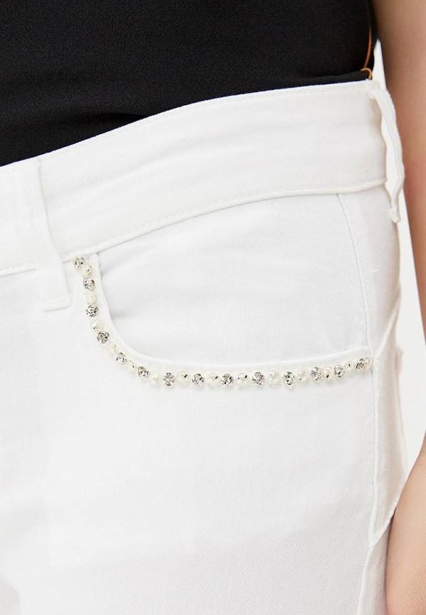 Фото 4 - женские джинсы Liu Jo белого цвета