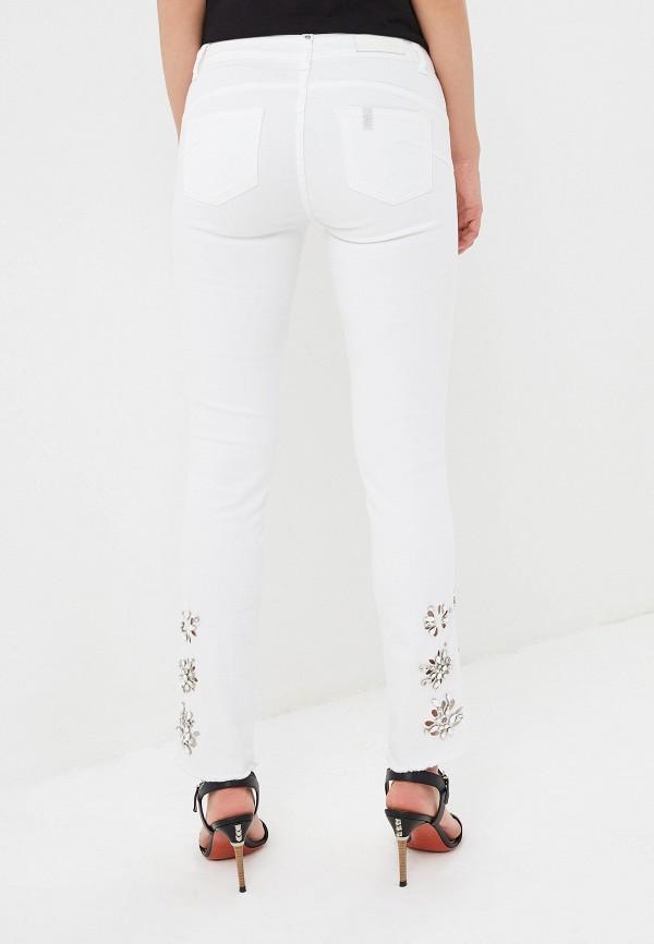 Фото 3 - женские джинсы Liu Jo белого цвета
