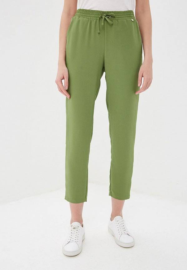 женские брюки liu jo, зеленые