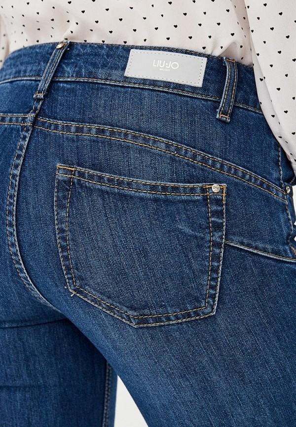 Фото 4 - женские джинсы Liu Jo синего цвета