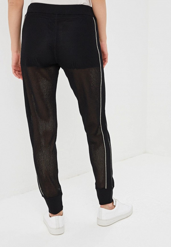 Фото 3 - женские брюки Liu Jo черного цвета