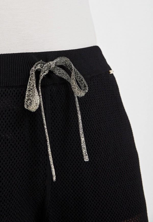 Фото 4 - женские брюки Liu Jo черного цвета