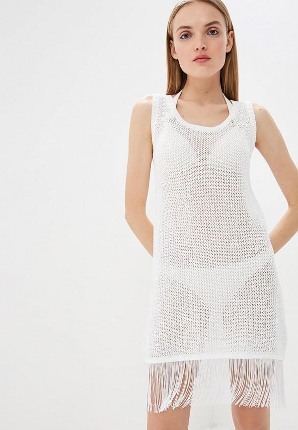 Платье пляжное Liu Jo Liu Jo LI687EWDMWX8 платье liu jo liu jo li687ewdmtq4