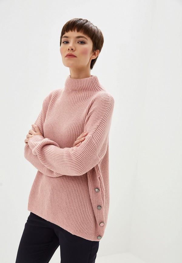 Фото - женский свитер Liu Jo розового цвета