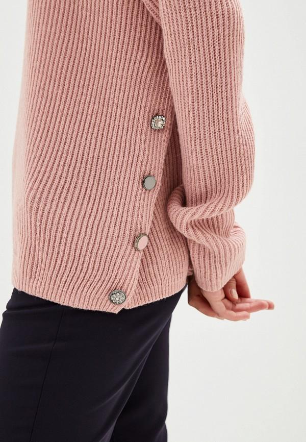 Фото 4 - женский свитер Liu Jo розового цвета
