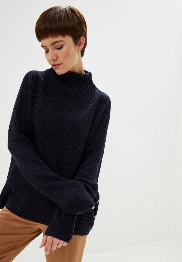 женский свитер liu jo, синий