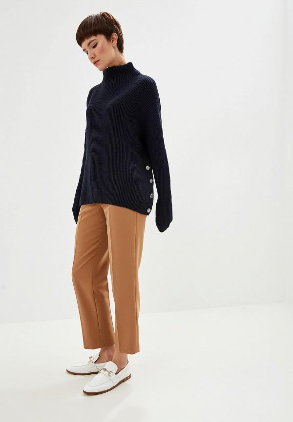 Фото 2 - женский свитер Liu Jo синего цвета