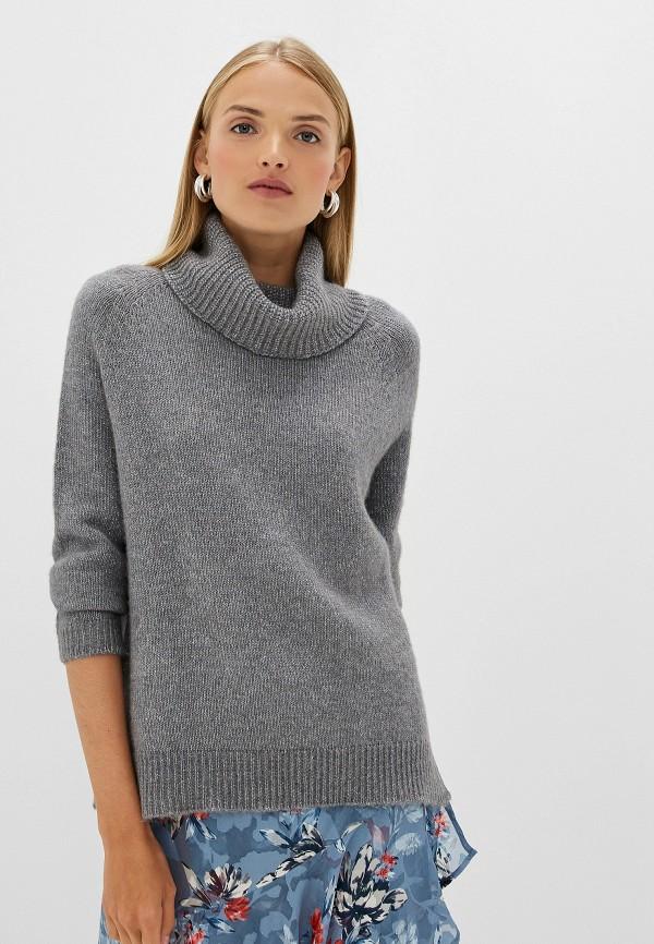 женский свитер liu jo, серый