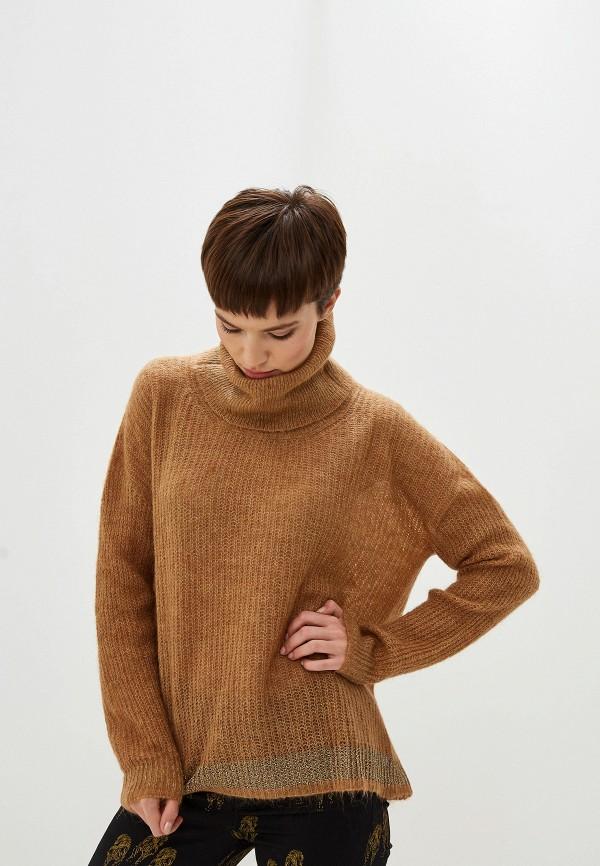 Фото - женский свитер Liu Jo коричневого цвета