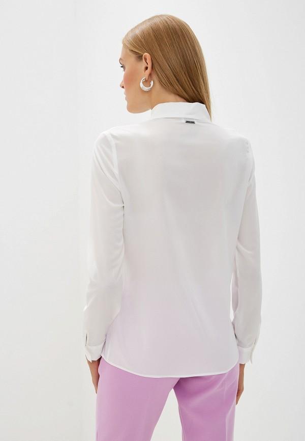 Фото 3 - Блузу Liu Jo белого цвета