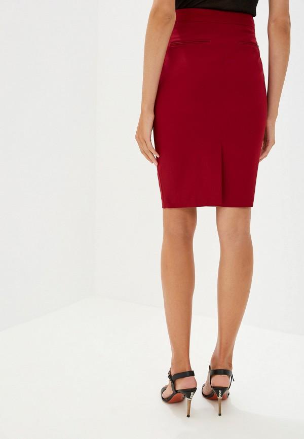 Фото 3 - женскую юбку Liu Jo бордового цвета