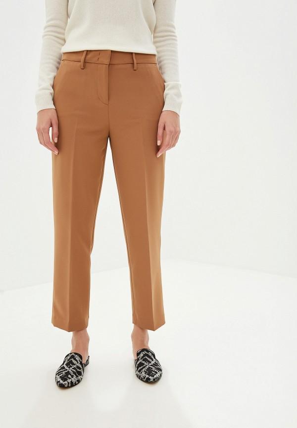 Фото - женские брюки Liu Jo бежевого цвета