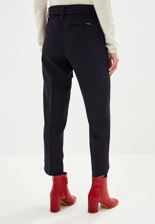 Фото 3 - женские брюки Liu Jo синего цвета