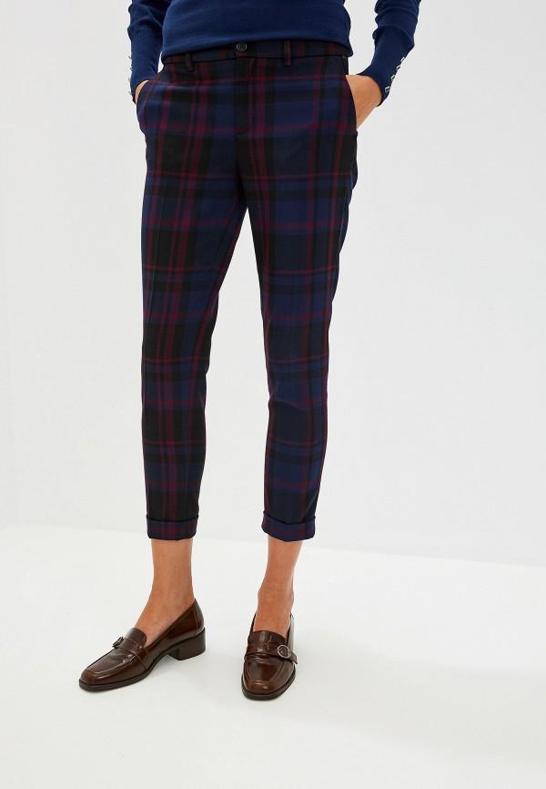женские повседневные брюки liu jo, синие