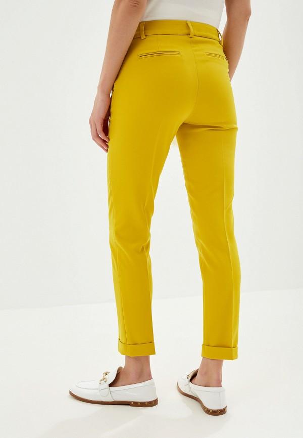 Фото 3 - женские брюки Liu Jo желтого цвета