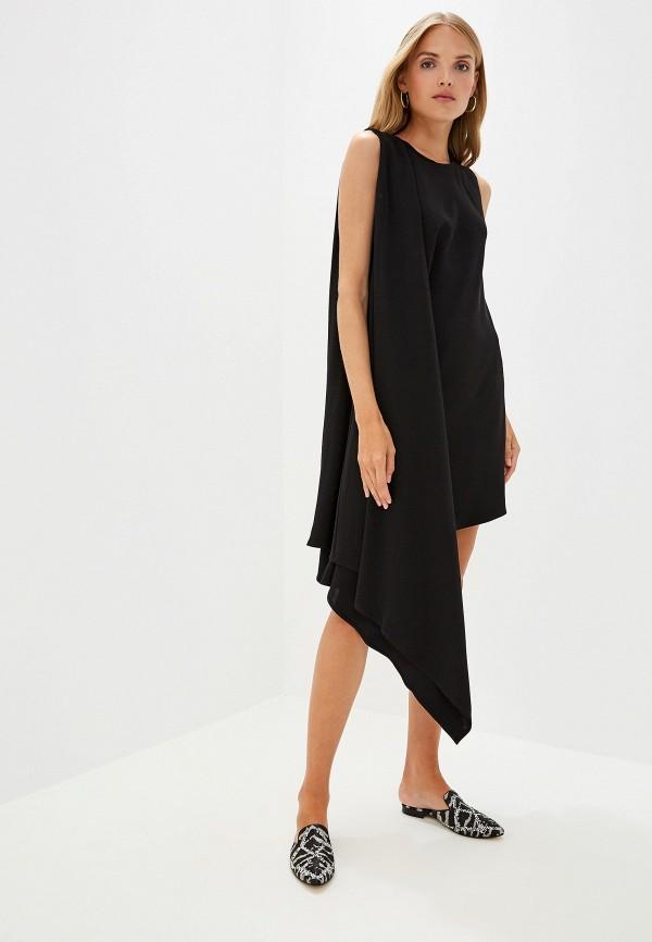 женское вечерние платье liu jo, черное