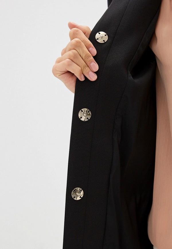 Фото 4 - женское пальто или плащ Liu Jo черного цвета