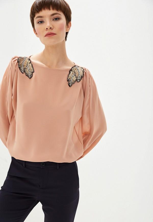 Фото - Блузу Liu Jo розового цвета