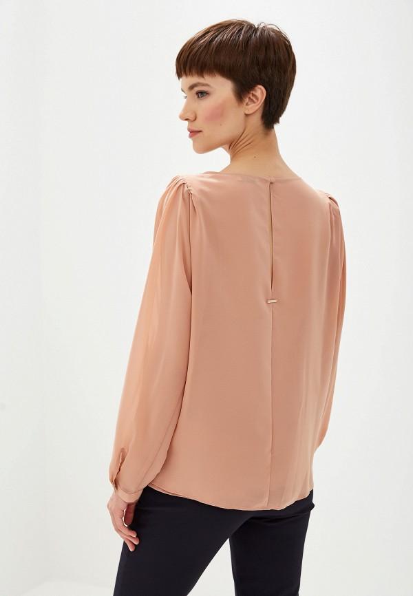 Фото 3 - Блузу Liu Jo розового цвета