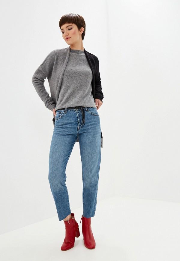 Фото 2 - женские джинсы Liu Jo голубого цвета