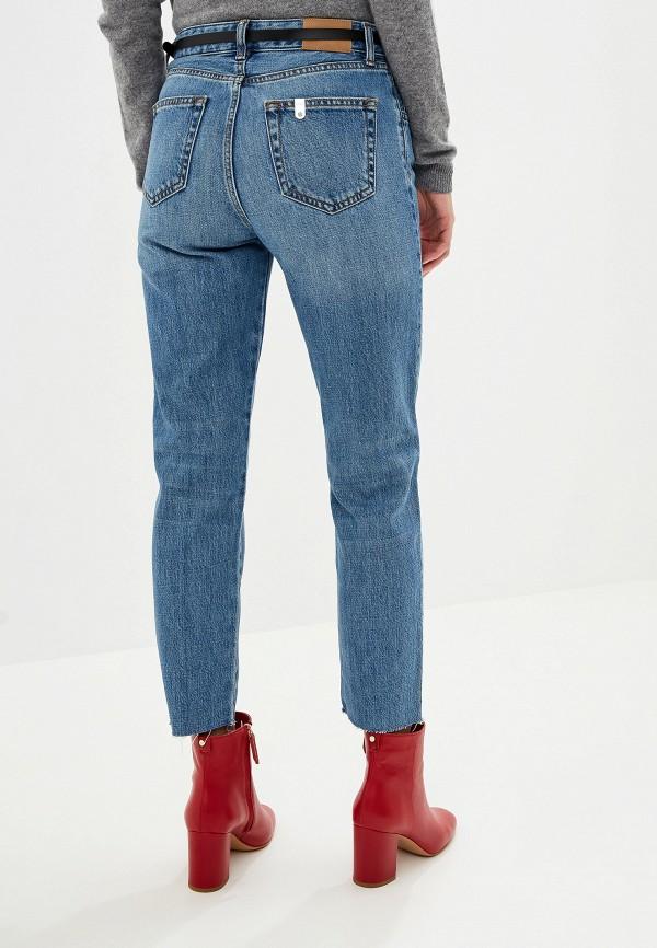 Фото 3 - женские джинсы Liu Jo голубого цвета