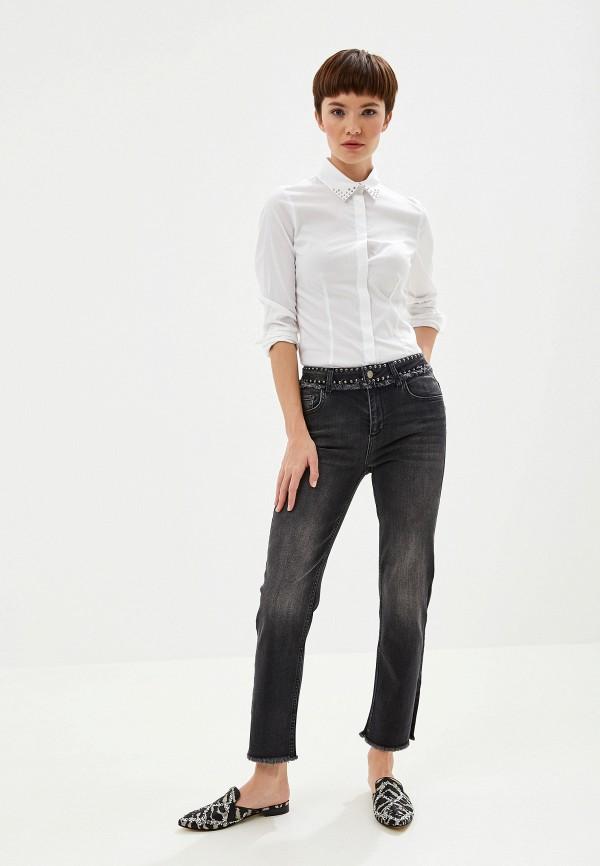 Фото 2 - женские джинсы Liu Jo черного цвета