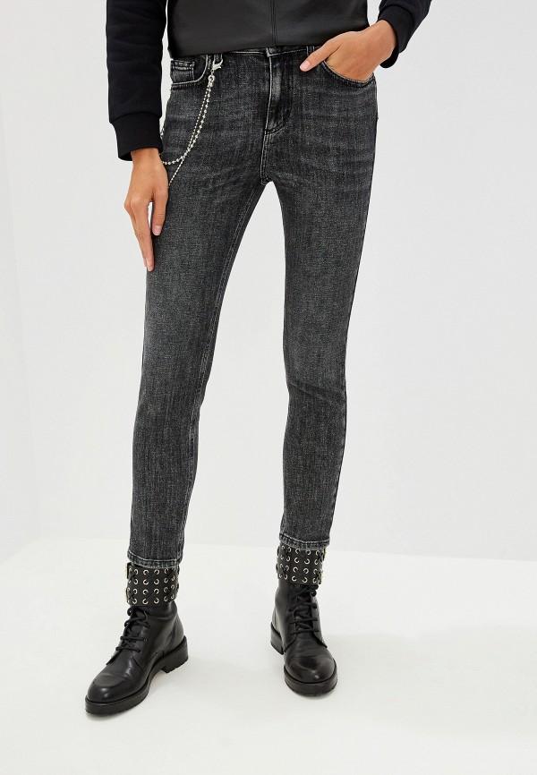 Фото - женские джинсы Liu Jo серого цвета