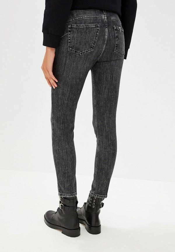 Фото 3 - женские джинсы Liu Jo серого цвета