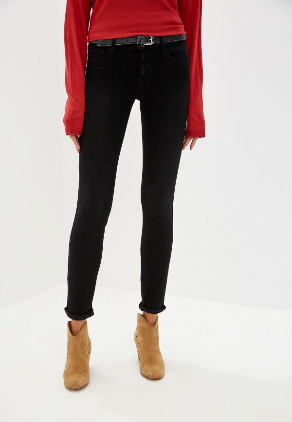 Фото - женские джинсы Liu Jo черного цвета
