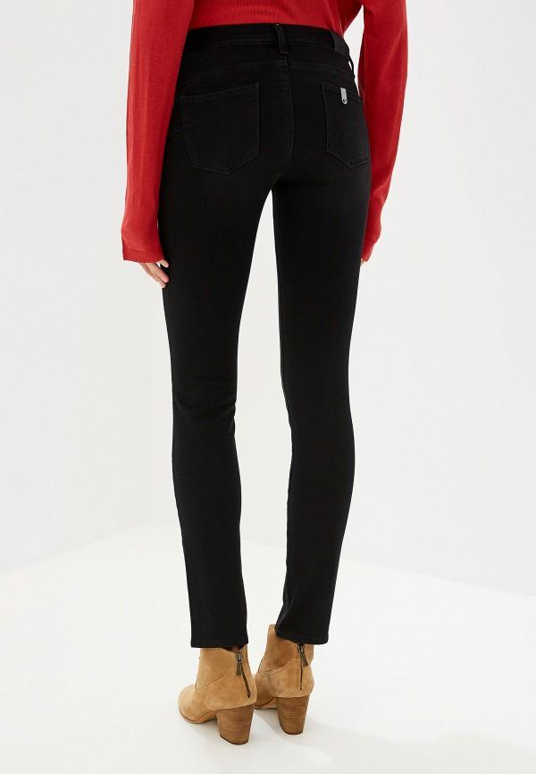 Фото 3 - женские джинсы Liu Jo черного цвета