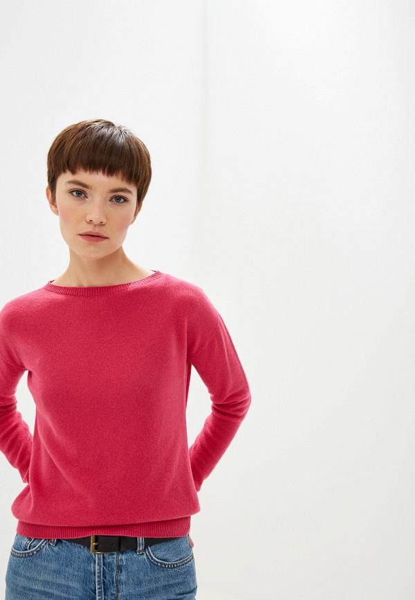 женский джемпер liu jo, розовый