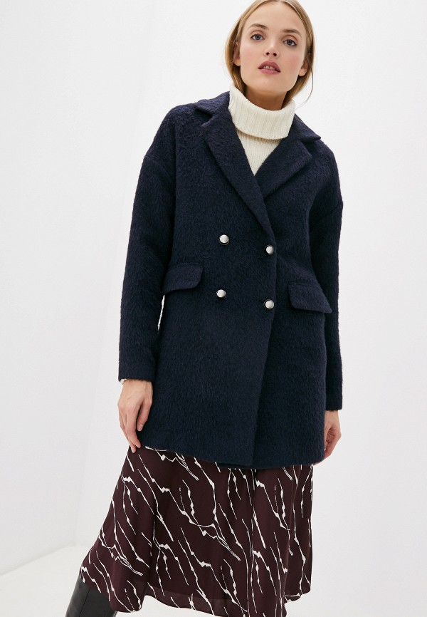 женское пальто liu jo, синее