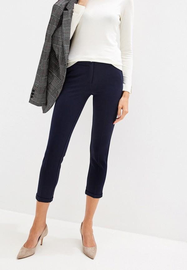 женские классические брюки liu jo, синие