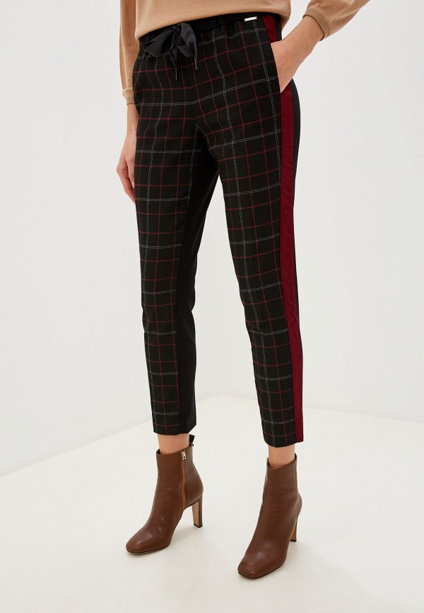 женские брюки liu jo, черные