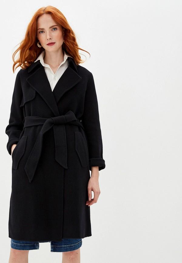 женское пальто liu jo, черное