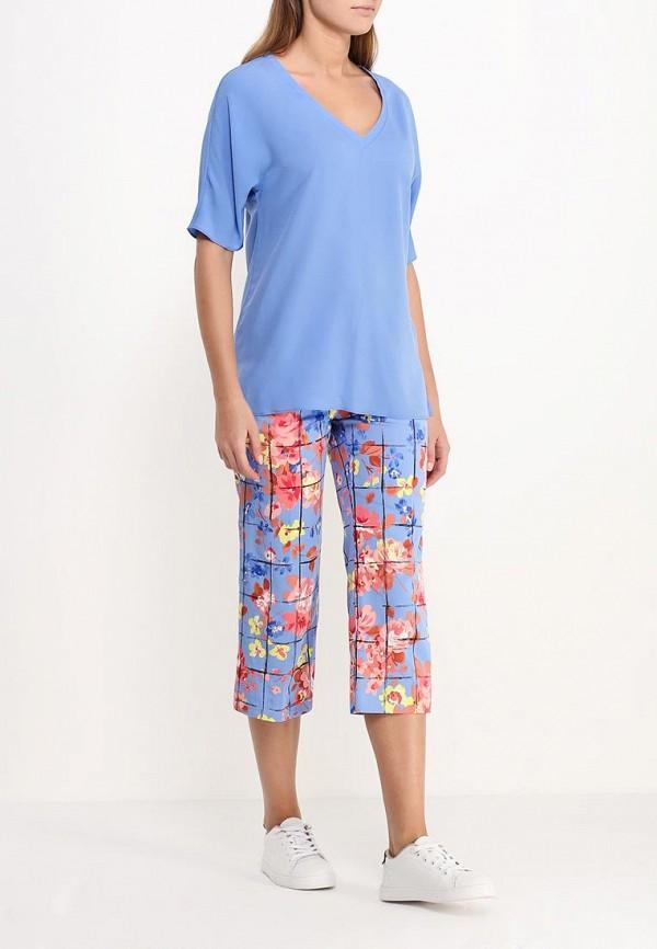 Фото 2 - женские брюки Liu Jo разноцветного цвета