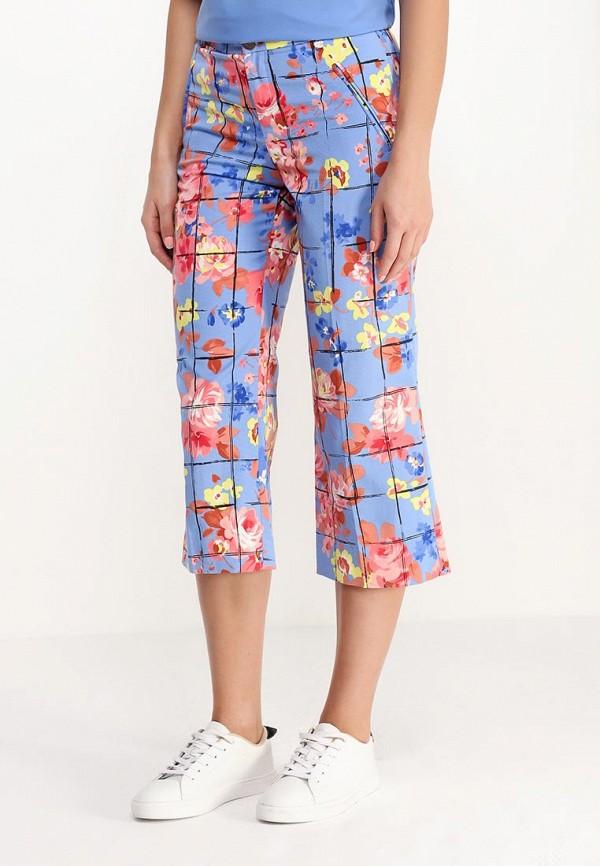 Фото 3 - женские брюки Liu Jo разноцветного цвета